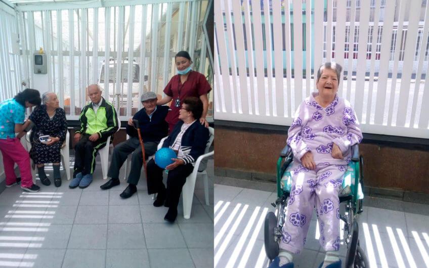 Hogar geriátrico Santa Isabel