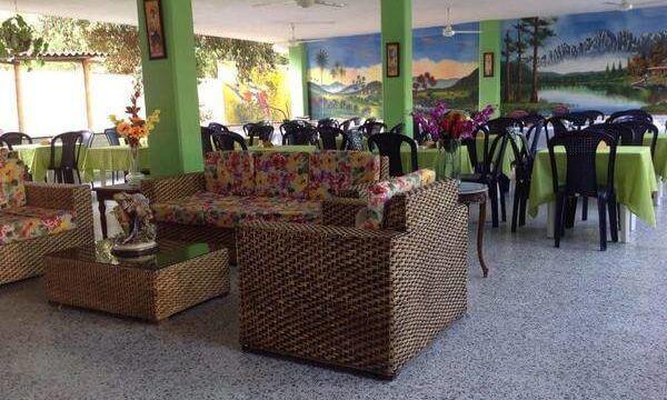 Casa de Campo Peñalisa – Hogar campestre