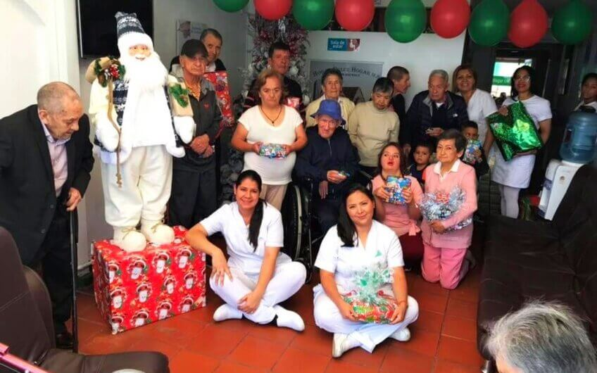 Hogar geriátrico en Castilla – Dulce Hogar MB
